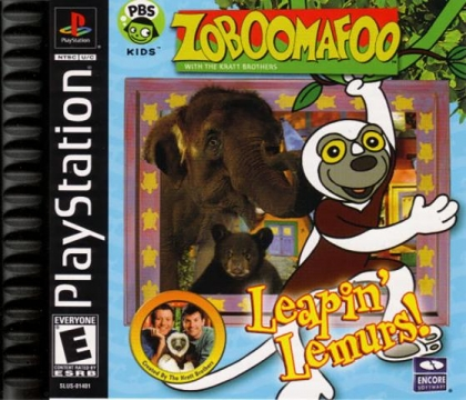 Zoboomafoo: Leapin' Lemurs! image