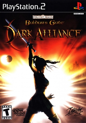 BALDUR'S GATE : DARK ALLIANCE image