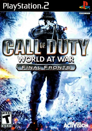 CALL OF DUTY : WORLD AT WAR : FINAL FRONTS image