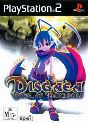 DISGAEA : HOUR OF DARKNESS image