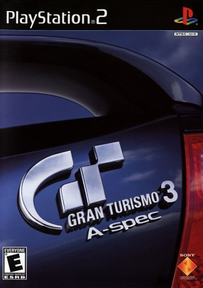 Gran Turismo 3 - A-spec (USA) (v1.10) image