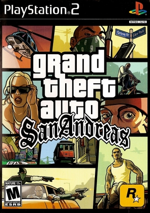 GRAND THEFT AUTO : SAN ANDREAS image
