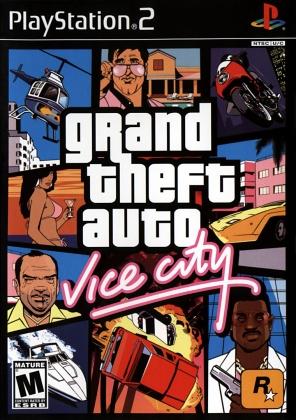 GRAND THEFT AUTO : VICE CITY image