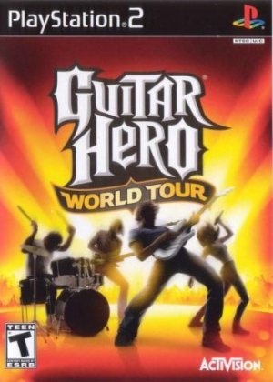 GUITAR HERO : WORLD TOUR image