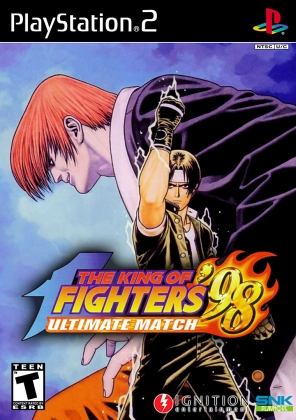 THE KING OF FIGHTERS '98 : ULTIMATE MATCH [USA] image