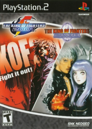 THE KING OF FIGHTERS 2000/2001 [USA] image