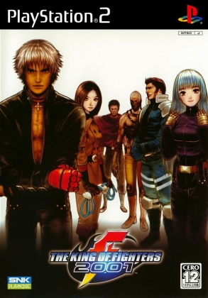 KING OF FIGHTERS 2001, THE image