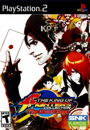 THE KING OF FIGHTERS COLLECTION : THE OROCHI SAGA [USA] image