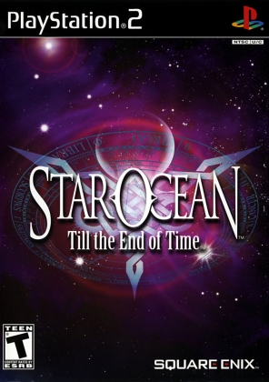 STAR OCEAN : TILL THE END OF TIME image