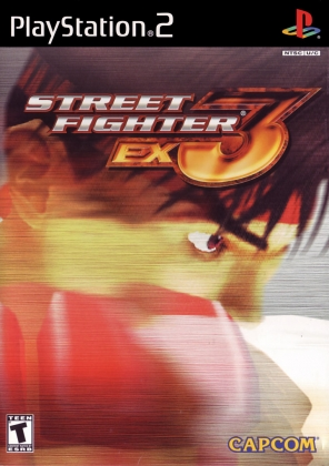 STREET FIGHTER EX3 image