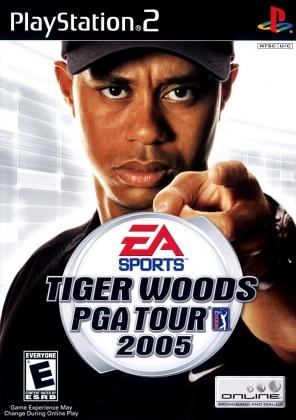 TIGER WOODS PGA TOUR 2005 image