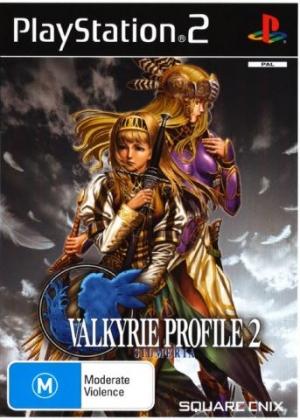 VALKYRIE PROFILE 2 : SILMERIA image