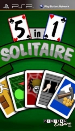 5 in 1 Solitaire (Clone) image