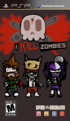 I Kill Zombies (Clone) image