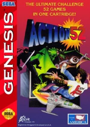 Action 52 [USA] (Unl) image