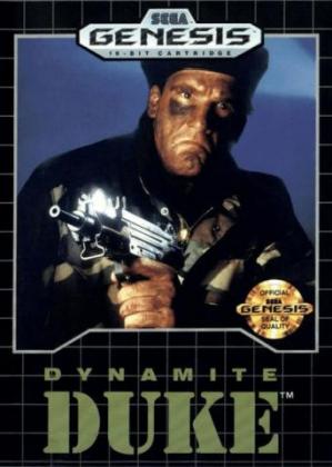 Dynamite Duke image