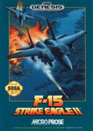 F-15 Strike Eagle II [USA] (Beta) image