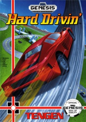 Hard Drivin' image