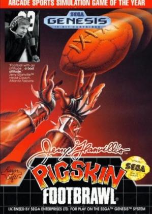 Jerry Glanville's Pigskin Footbrawl [USA] image