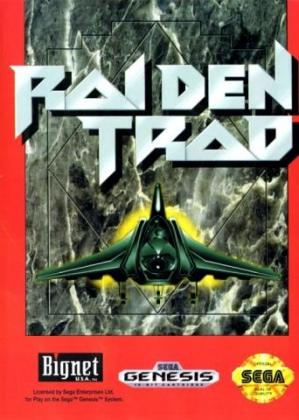 Raiden Trad [USA] image