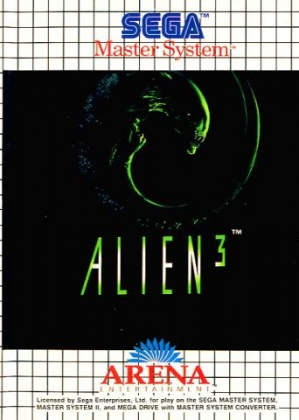 ALIEN 3 [EUROPE] image