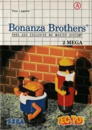 BONANZA BROS. (CLONE) image
