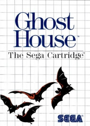 GHOST HOUSE [EUROPE] image