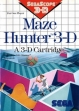 logo Emulators MAZE HUNTER 3-D [EUROPE]
