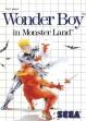Логотип Emulators WONDER BOY IN MONSTER LAND [USA] (BETA)