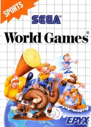 WORLD GAMES [EUROPE] (BETA) image