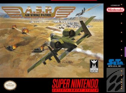 A.S.P. : Air Strike Patrol [USA] image