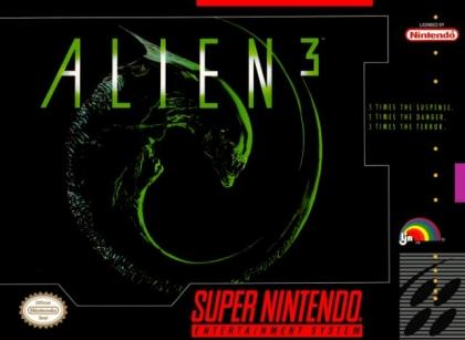 Alien 3 [USA] image