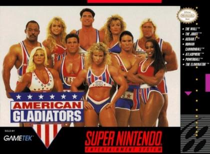 American Gladiators [USA] image