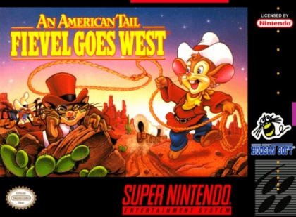 An American Tail : Fievel Goes West [USA] image