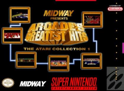 Arcade's Greatest Hits : The Atari Collection 1 [USA] image