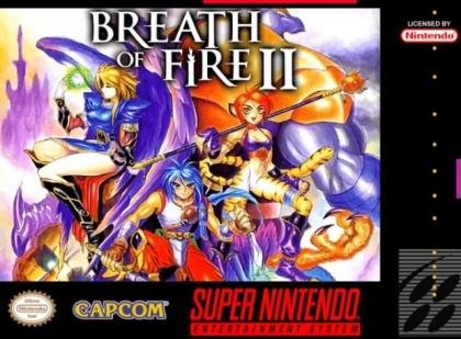 Breath of Fire II [USA] (Beta) image