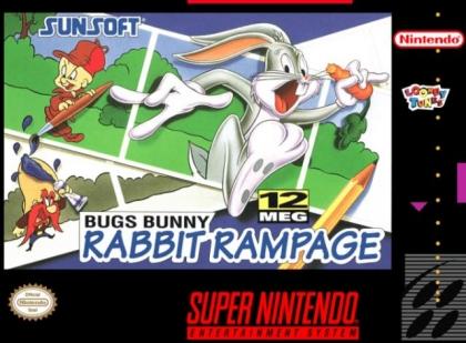 Bugs Bunny : Rabbit Rampage [USA] image
