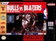 logo Emulators Bulls vs Blazers and the NBA Playoffs [USA]