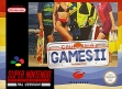 Логотип Emulators California Games II [Europe]