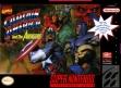 logo Emuladores Captain America and the Avengers [USA]
