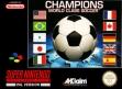 logo Emulators Champions : World Class Soccer [Europe]