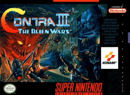 Contra III : The Alien Wars [USA] image