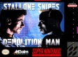 Logo Emulateurs Demolition Man [USA]