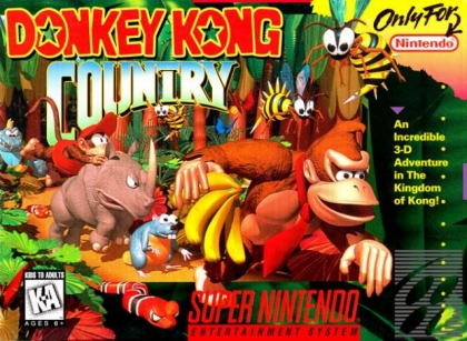 Donkey Kong Country [USA] image
