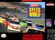 logo Emulators ESPN Speedworld [USA]