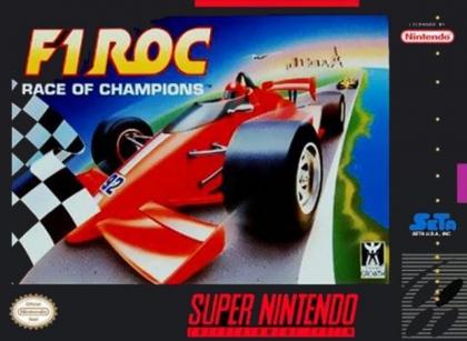 F1 ROC : Race of Champions [USA] image