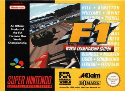 F1 World Championship Edition [Europe] image