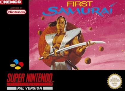 First Samurai [Europe] image
