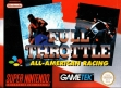 Логотип Emulators Full Throttle : All-American Racing [Europe]