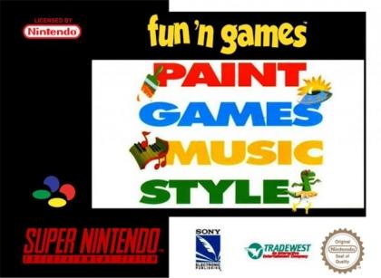 Fun 'n Games [Europe] image